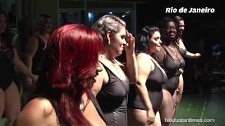 Brazil's 'Most Beautiful Fat Girl' Contest