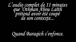 Les suiveurs d'Al Madkhalî sont tous des imbéciles - 'Othman Abou Laïth