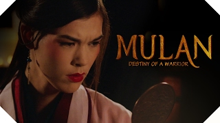 MULAN Live Action - Destiny of a Warrior