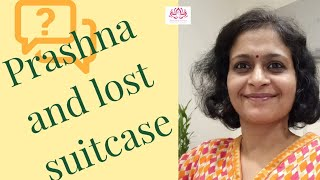 Prahna and Lost Objects - Suitcase