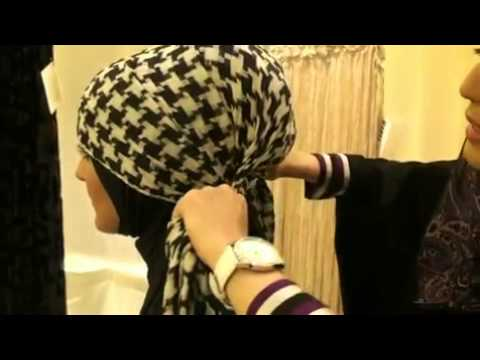 Wear Hijab with style
