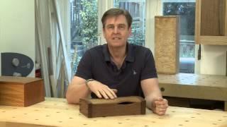 Wonderful wooden boxes