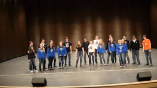 Spring 2017 NHS Chamber Choir Performs If I Ever Fall In Love Again at A Cappella Festival
