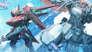 Xenoblade Chronicles X Gameplay Let's Play Walkthrough Part 1 (Xenoblade Chronicles X)