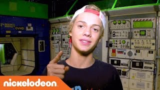 Henry Danger   Go BTS w/ Jace Norman for the 2-Part Special 'Space Invaders'   Nick