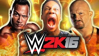 The Roast of WWE 2K16