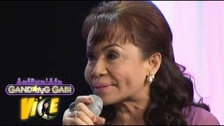 Mommy Dionisia, trying Botox treatment?