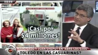 Debate Juan Sheput - Julio Gago Parte I