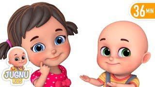 Choti Si Munni - छोटी सी मुन्नी - Hindi Rhymes for Children by Jugnu Kids