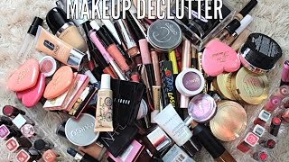 Makeup Collection Declutter