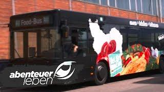 Foodtruck extrem: Vom Linienbus zum Restaurant auf Rädern    Abenteuer Leben   kabel eins