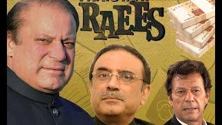 Nawaz Sharif as Raees Movie Trailer Parody on Pakistani Politicians