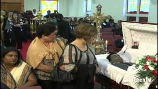 Darien Yohannan Funeral Service Part 5 (UniTechTV)