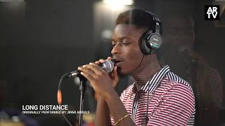 The Cover Show - Jinmi Abduls Performs Long Distance