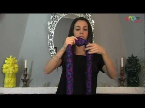 10 formas de usar tu pashmina
