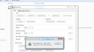 Reset Canon Service Tool v4905 work 100%