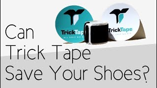 Can Trick Tape Save Your Shoes? | Product Review
