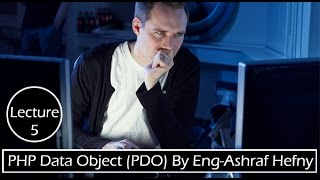 05-PHP Data Object (PDO) (getAvailableDrivers function) By Eng-Ashraf Hefny | Arabic
