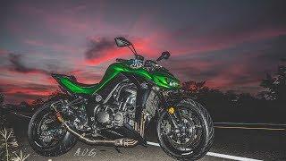 Kawasaki Z1000 Full System Moto GP