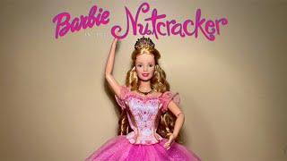 Barbie in the Nutcracker Clara doll