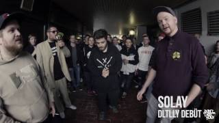 DLTLLY // Newcomer Battles // Dawson VS Solay