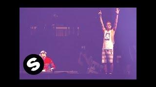 Tiësto & Tony Junior - Get Down [Live @ AMF 2015]