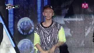 EXO_으르렁 (Growl by EXO@Mcountdown 2013.8.8)