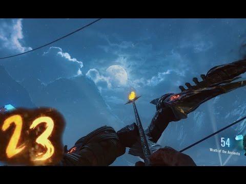 DER EISENDRACHE ROUND 20 Gameplay Black Ops 3 Zombies Awakening DLC