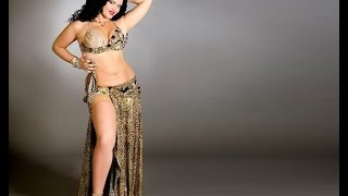 Superb Hot Arabic Belly Dance Nadia Alexeeva