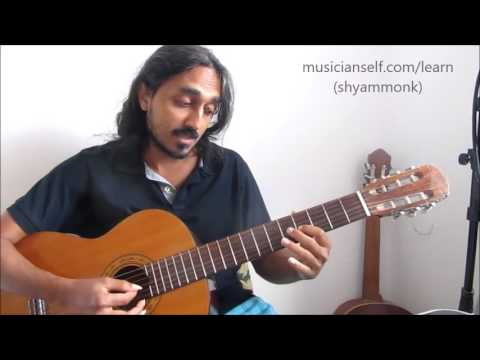 [Raagify] Happy Birthday Indian Style: Raga Slides for the major scale