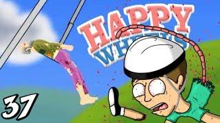 L'ALTALENA DELLA MORTE!! :D - Happy Wheels [Ep.37]