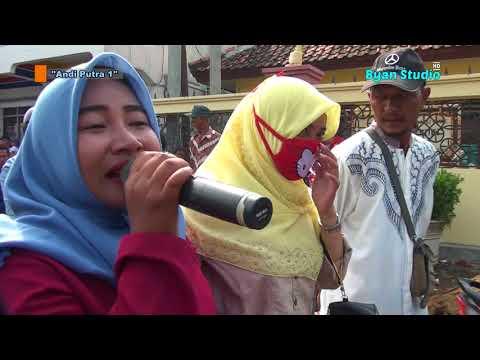 Andi Putra 1 -  Live In Anjatan - Menunggu - Voc. Neng Winda - Byan Studio HD