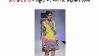 Wills Lifestyle India Fashion Week - Spring Summer 2011 - Day 2 - Preeti S. Kapoor's Show
