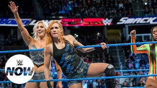 5 things you need to know about tonight's SmackDown LIVE: Jan. 16, 2018