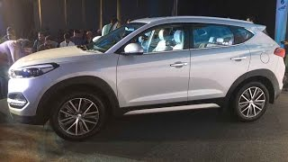 2016 Hyundai Tucson Launched in India - Walkaround Video