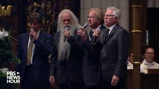 WATCH: Oak Ridge Boys sing