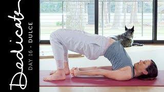 Dedicate - Day 16 - Dulce  |  Yoga With Adriene