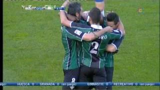 1ºGol Emaná Tenerife-Betis 0-3 2010/11