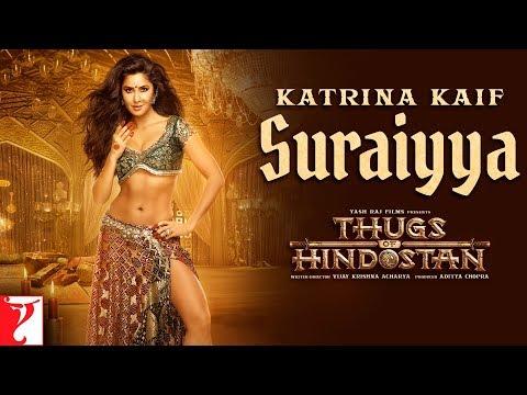 Xxx Mp4 Katrina Kaif As Suraiyya Motion Poster Thugs Of Hindostan 3gp Sex