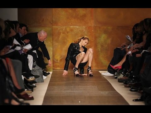 The Best Of Fashion TV Model Oops Part 2