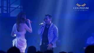 Download Bunga Citra Lestari & Judika - Just Give Me A Reason (Live at Colosseum Jakarta )