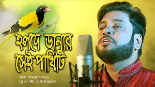 Moshiur Rahman | Holde Danar Sei Pakhiti | Official Video | Bangla Islamic Song