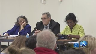 Suffolk School Board votes to approve budget as is, despite public outcry