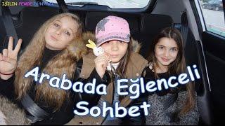 Fanımız Baloncuk Tv ile Arabada Eğlenceli Sohbet - Eğlenceli Çocuk Videosu - Funny Kids Videos