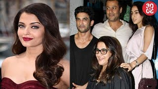 Anurag Gives Into Aishwarya's Demand | Sushant-Sara's Movie To Hit The Floors This Year End