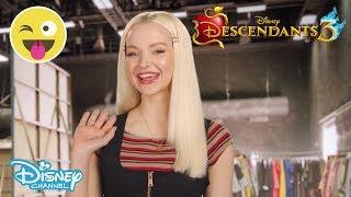 Descendants 3 | BTS Message From Dove Cameron! | Official Disney Channel UK