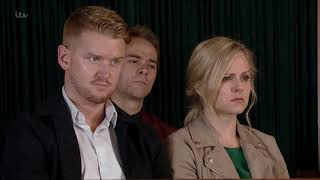 Coronation Street - Nathan Acts All Innocent In Court