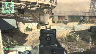 MW3: Insane clip - You challenge me?