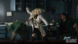 Atomic Blonde - Combat Analysis [HD]