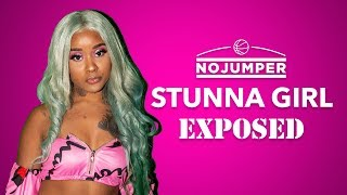 Stunna Girl Exposed! Gang Banging in Sacramento, Thoughts on 6ix9ine & more